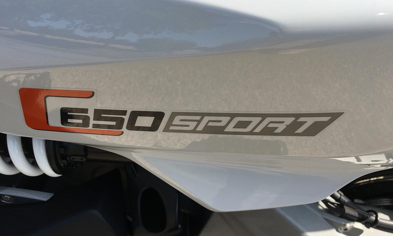 Scooter C 650 Sport BMW