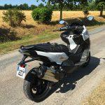 scooter BMW à Rennes