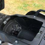 éclairage du coffre sur le GT 650