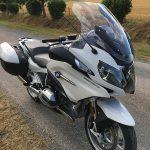 R1200RT blanche