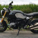 magnifique moto BMW