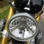 phare rond du R1200R Nine-T