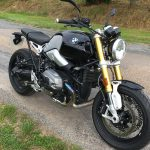 moto BMW Hertiage Nine-T 1200cc