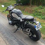 gros bicylindre BMW avec du caractère moteur