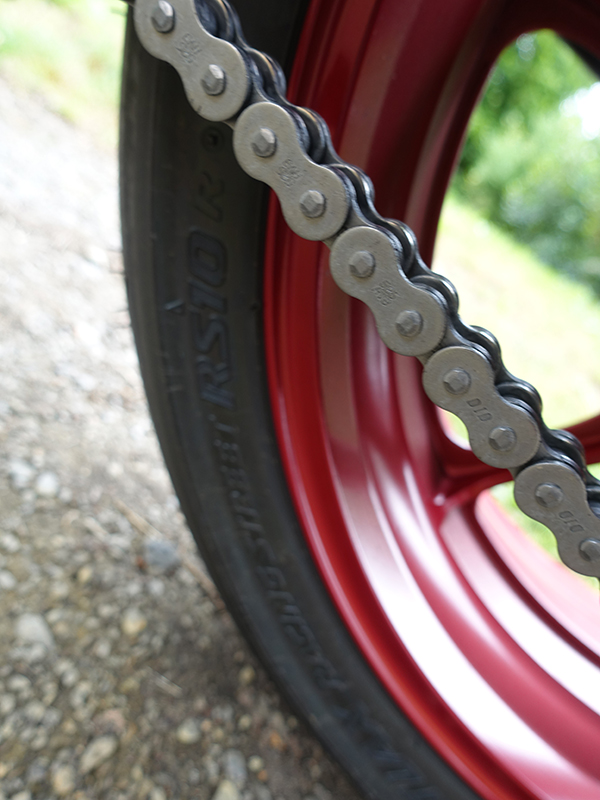 Suzuki fait confiance à Bridgestone