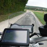 GPS Navigator 5 et le GS 1200 BMW