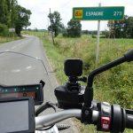 Destination l'Espagne à moto