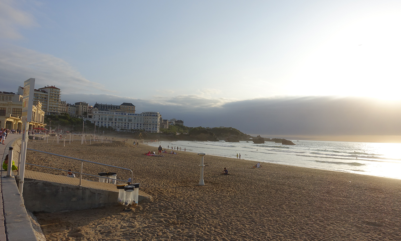 c'est beau Biarritz (64)