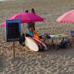 ecole de surf sur Biarritz