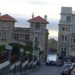 architecture à Biarritz