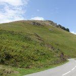 les routes pour motard