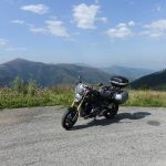 R1200R dans les Pyrénées