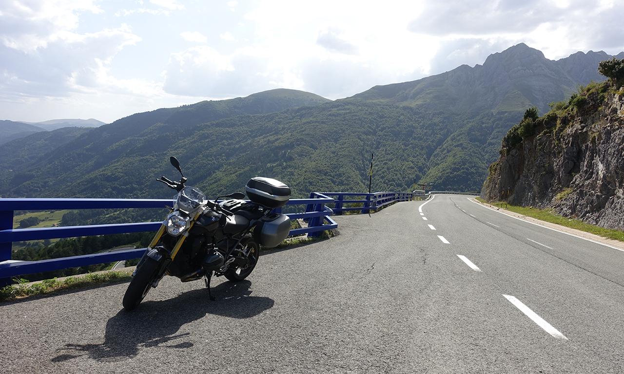 arrêt spot photo obligatoire en montagne