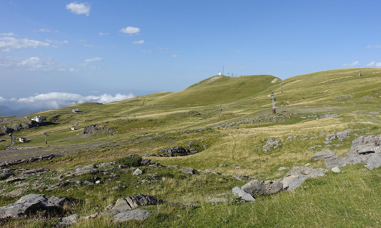 le paradis du motard : la montagne l'été
