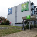 hôtel ibis à Angouleme