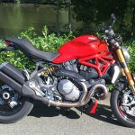 Ducati Monster 1200 S : le bonbon