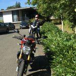 Jean-Claude : essai moto Multistrada 950