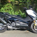 Yamaha TMAX 2017 noir DX