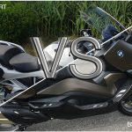Comparatif BMW R 1200 RT et C 650 GT