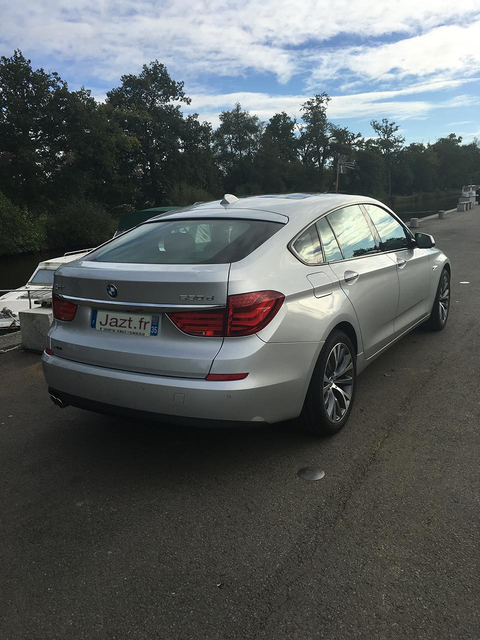 BMW 530DA GT