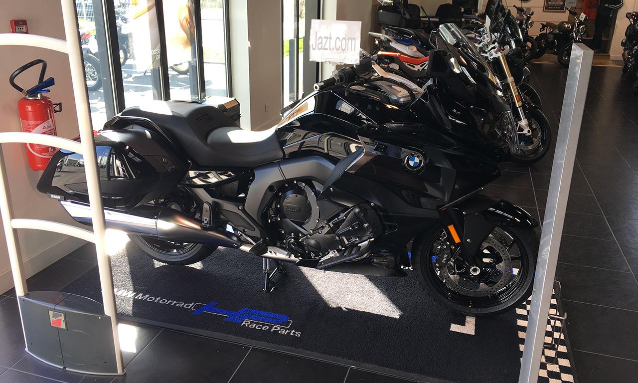 BMW K1600B noire 2018
