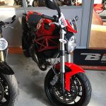 Ducati Monster à vendre sur Rennes
