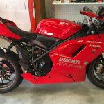 Ducati 1198 rouge