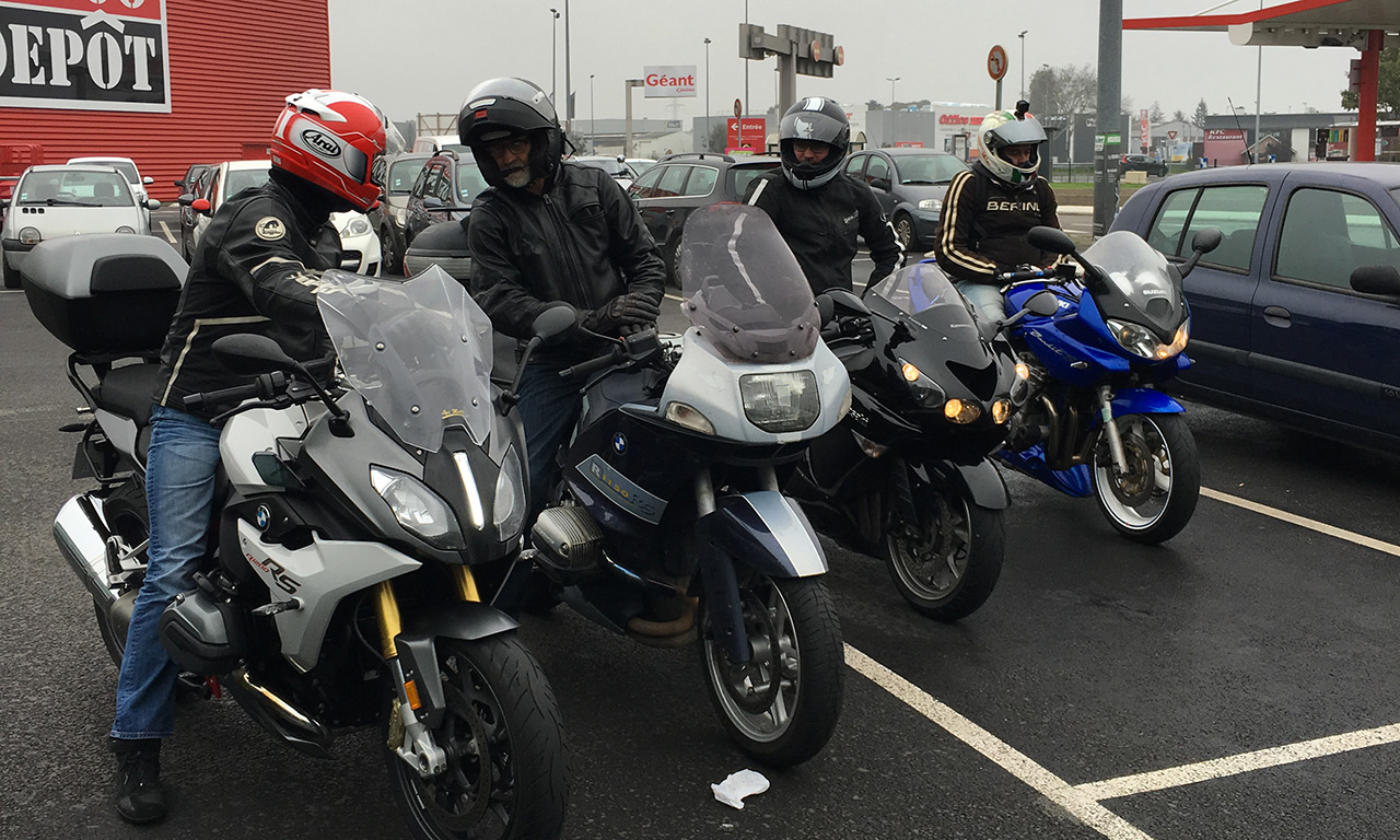 groupe moto Rennes