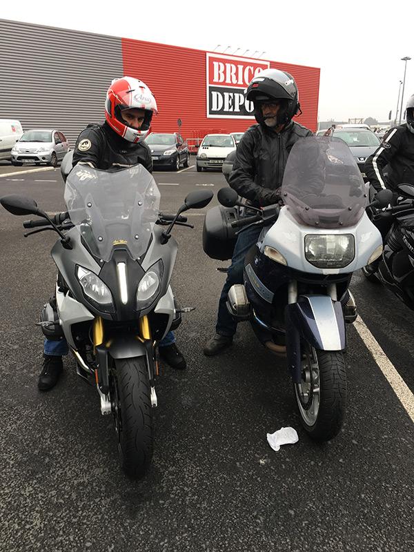 R1200RS Vs R1150RS BMW : deux générations de moto