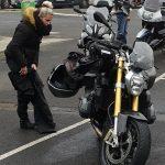 pantalon de pluie pour la balade moto