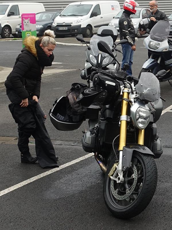 Quelle moto pour le duo