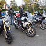 groupe moto à Betton