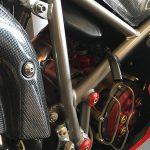 une mécanique qui tourne comme une horloge : Ducati 996 R
