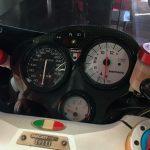 Tableau de bord Ducati 996R