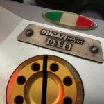 Ducati 996 R numéro 388