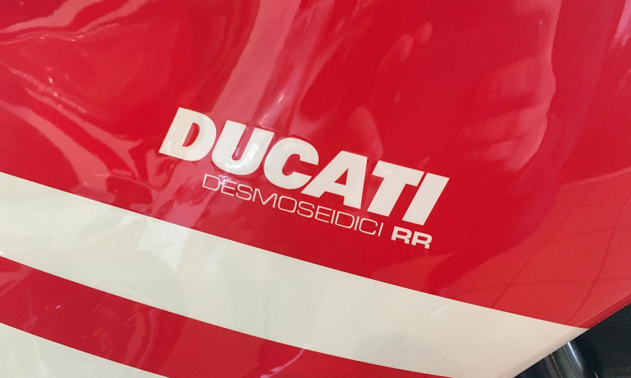 Ducati Desmo RR
