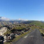 Paysage à couper le souffle dans les montagnes des Pyrénées