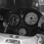 Ducati 996R et son tableau de bord