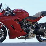 Ducati Super Sport Standard rouge