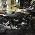Moto BMW R1200RS bronze 2018