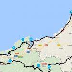 Balade moto au Pays Basque
