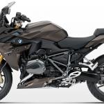 Moto BMW R1200RS bronze