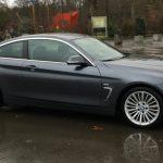 BMW Serie 4 coupé Luxury