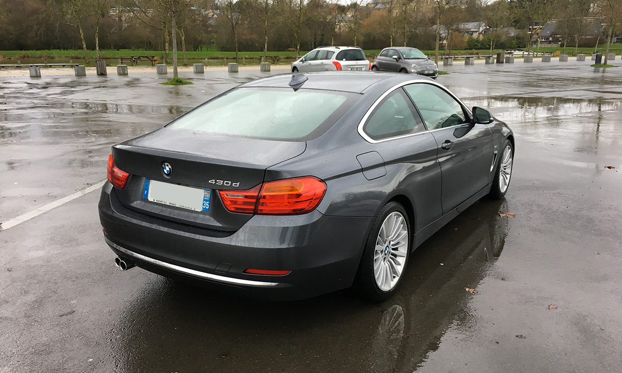 Seri 430D coupé 3 portes Luxury