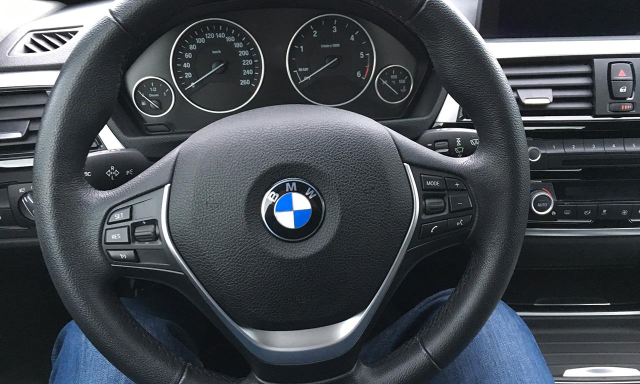 POV BMW 430D Luxury