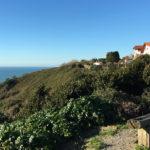 vue mer à Biarritz