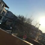 le soleil est au rendez-vous en ce dimanche 28 janvier sur Bayonne