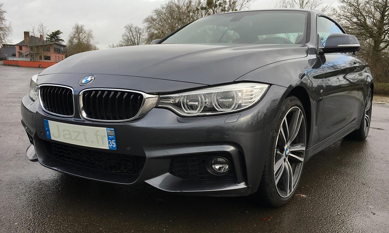 430D 258cv BMW