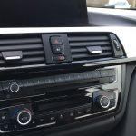 ambiance intérieur cabriolet 430D BMW