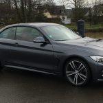 BMW SERIE 4 Cabriolet diesel